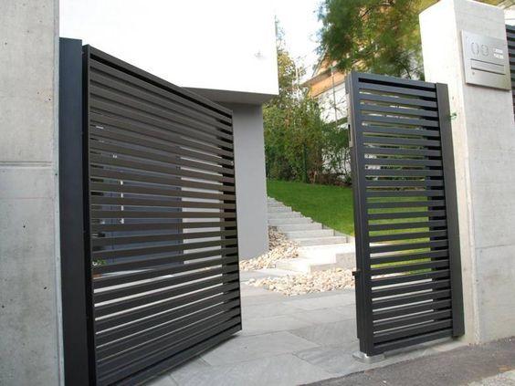 שערים חשמליים מאלומיניום